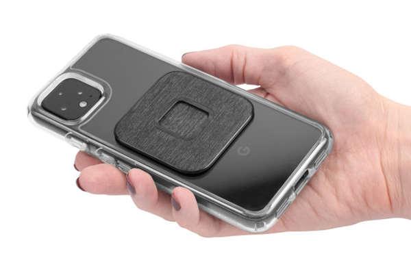 Peak Design推出了自己的磁性电话机壳和配件产品线