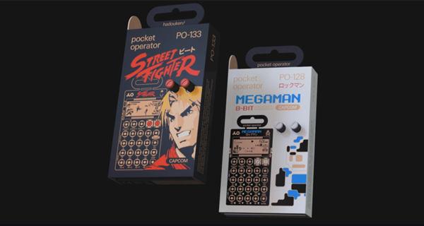 Teen Engineering正在制作以Capcom为主题的口袋合成器