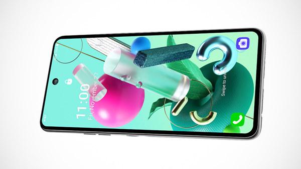 LG通过K92加入便宜的5G手机竞赛