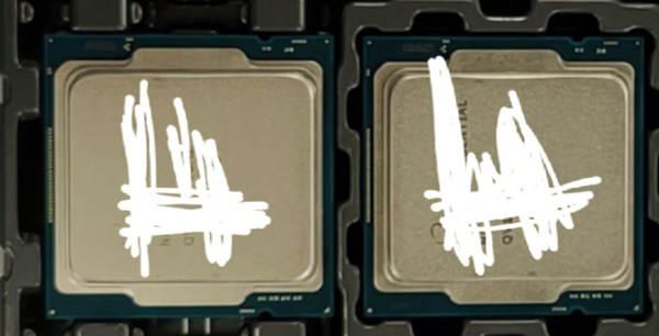英特尔Rocket Lake,Alder Lake CPU照片在网上泄露