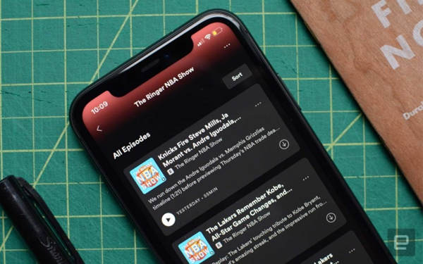 Spotify的最新收购将其广告技术扩展到第三方播客