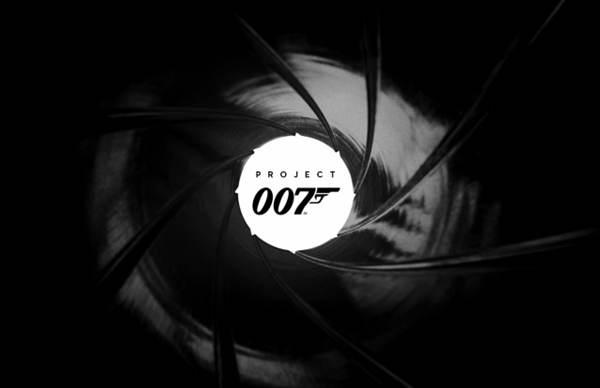 Hitman背后的工作室正在制作James Bond游戏