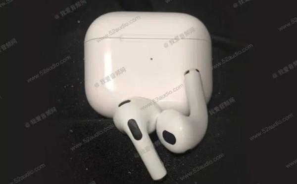 这些可能是苹果的第三代AirPods