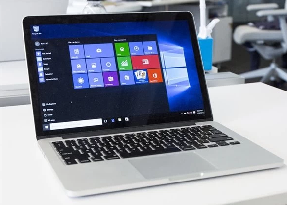 苹果电脑如何重装win10系统
