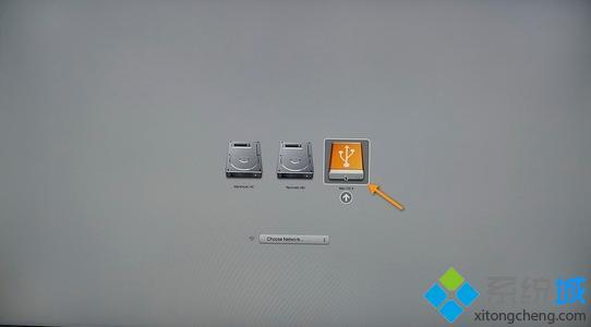 苹果笔记本抹掉磁盘重装系统步骤