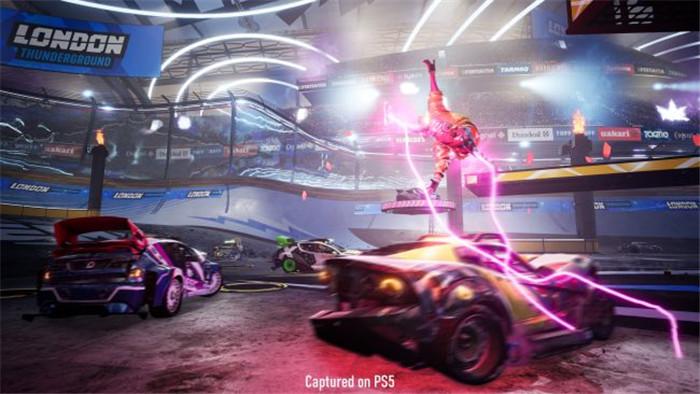 PS5展示了图形和强大的独家游戏阵容 在Destruction AllStars的新屏幕截图中令人震惊