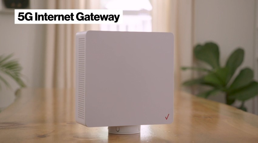 Verizon推出功能强大的新型5G家庭路由器